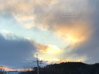 空の雲の写真・画像素材[977114]