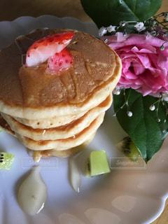 ホットケーキの写真・画像素材[933542]