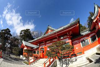 栃木県足利市織姫神社の写真・画像素材[934363]