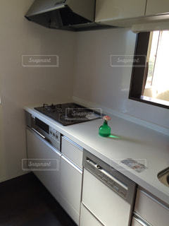 キッチンの写真・画像素材[594674]