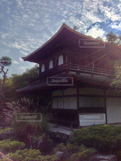 銀閣寺の写真・画像素材[934519]