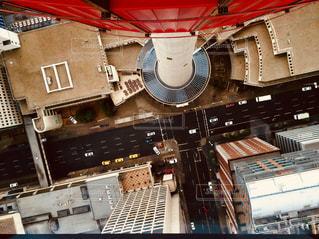タワーの上からの写真・画像素材[952904]