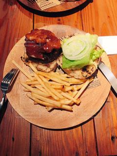 ハンバーガーの写真・画像素材[934193]