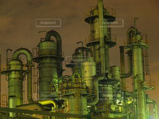 工場夜景の写真・画像素材[936389]