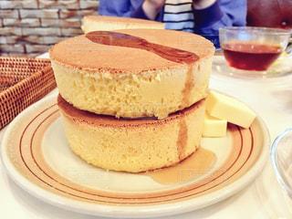 ホットケーキの写真・画像素材[936391]