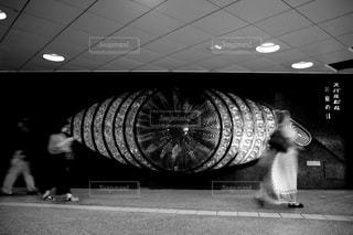 新宿の目の写真・画像素材[1436958]