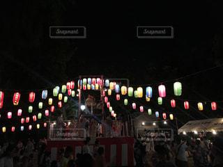 夏祭りの写真・画像素材[934392]
