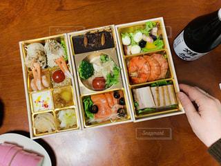 おせち料理の写真・画像素材[1700872]