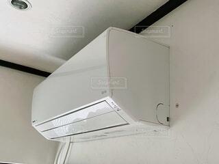 エアコンの写真・画像素材[4637027]