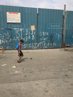 フィリピンの子供の写真・画像素材[934466]