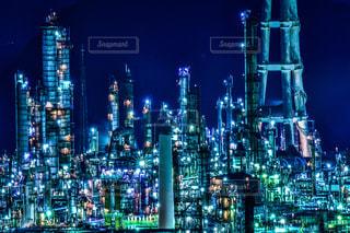 和歌山の摩天楼の写真・画像素材[934456]