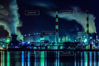煙がもくもくの写真・画像素材[947970]