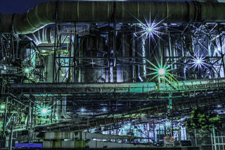 紙工場の写真・画像素材[951231]