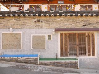 景福宮にての写真・画像素材[1008562]