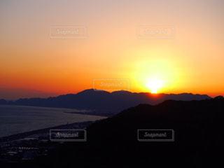 夕日の写真・画像素材[935486]