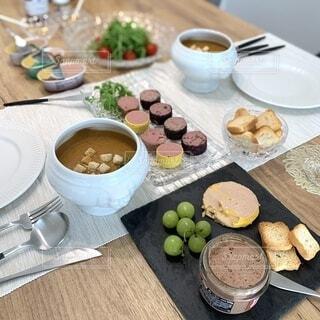 レバー食べ比べ♡の写真・画像素材[4079541]