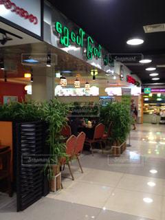 発展するミャンマーのショッピングモールの写真・画像素材[941129]
