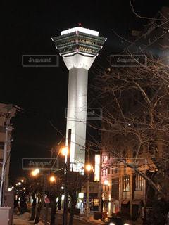 市の塔の写真・画像素材[942017]