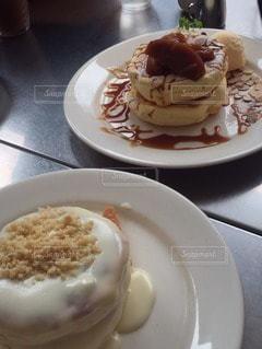 パンケーキの写真・画像素材[81022]
