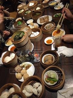 中華街にて食べ放題。の写真・画像素材[1622185]