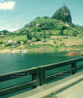 グアタペの山の写真・画像素材[938596]