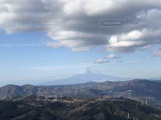 山を望むの写真・画像素材[945465]