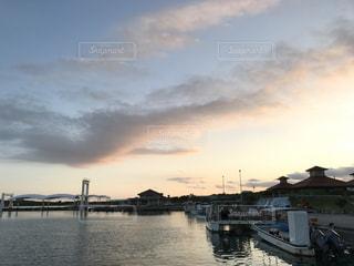 小浜島の港の写真・画像素材[938689]