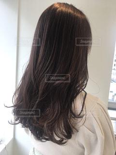 女性のヘアースタイルの写真・画像素材[4390170]