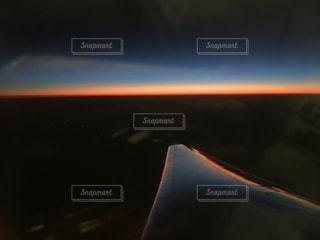 見たことのない空の写真・画像素材[1115242]