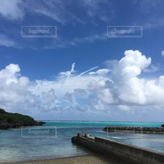 与論島の海と空の写真・画像素材[939313]