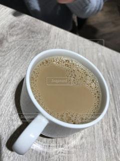 一杯のコーヒーの写真・画像素材[989281]