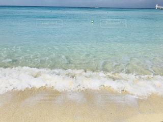 ある砂浜のビーチの写真・画像素材[989285]