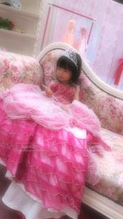 私だけのお姫様の写真・画像素材[939540]