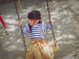 子どもの写真・画像素材[1096644]