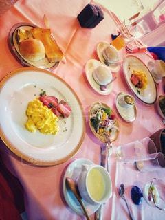 洋食の朝食の写真・画像素材[941983]