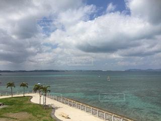 空と海の写真・画像素材[941202]