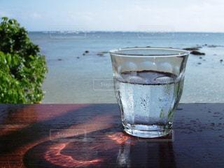 海辺のカフェの写真・画像素材[957272]