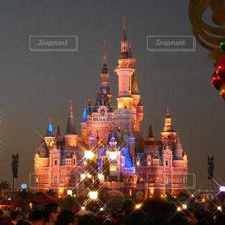 上海ディズニーランドの写真・画像素材[940503]