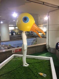 台北駅オブジェの写真・画像素材[943086]