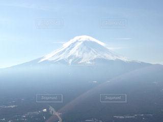 河口湖天上山(カチカチ山)からの富士山の写真・画像素材[940898]