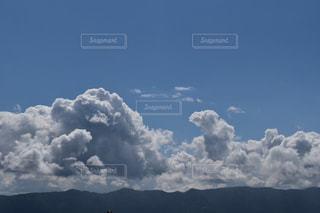 動く雲の写真・画像素材[941075]