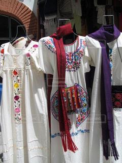 刺繍の服の写真・画像素材[941288]
