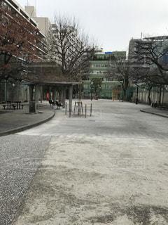 寂しい公園の写真・画像素材[951109]