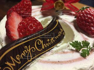 クリスマスケーキの写真・画像素材[941719]