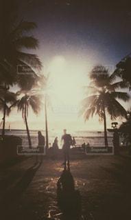 日没の写真・画像素材[962140]