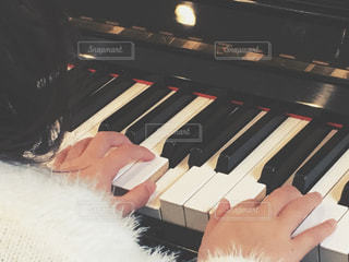ピアノの鍵盤 - No.972774