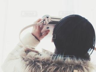 カメラ女子 - No.977456
