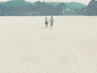 女子サッカー - No.1025981