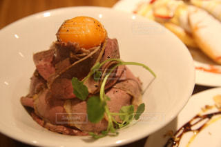 ローストビーフ丼の写真・画像素材[942180]