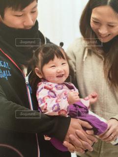 仲良し親子の写真・画像素材[951533]